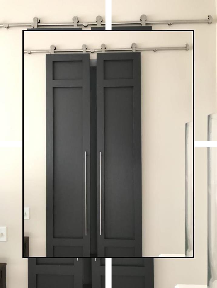 Rustic Barn Doors For Sale   Affordable Barn Door Hardware ...