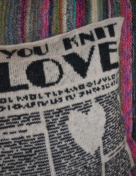 Ingiknits: Knit & Love