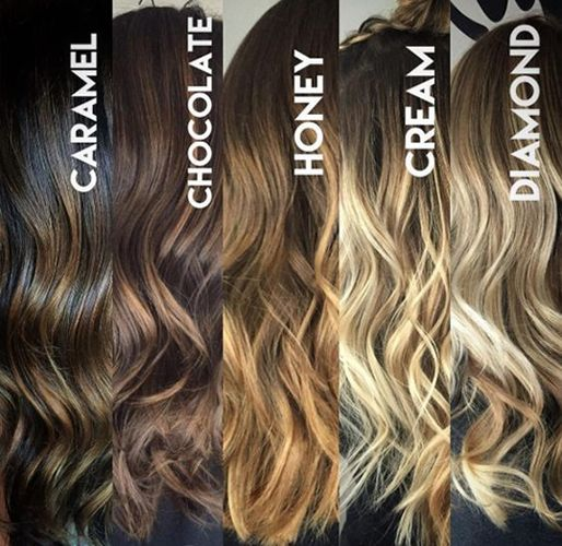 30 Amazing Balayage Hairstyles 2018 Hotttest Balayage Hair Color