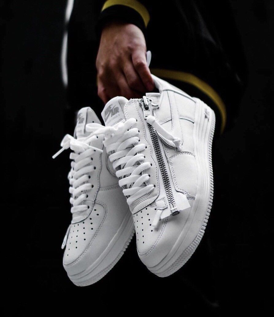 Nike Air Force 1 'Acronym' Release Date. Nike⁠+ Launch FI