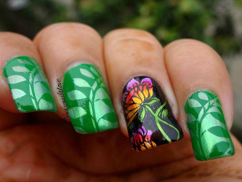 Nailpolis Museum of Nail Art | summers by Nicky | Nail Art/Stamping ...