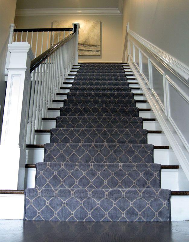 Best Elegant Stair Runner Installation Georgetown D C 640 x 480