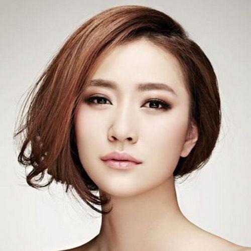 Simple Korean Eye Makeup Korean Eye Makeup Styles Makeup - Asian short hairstyle 2016