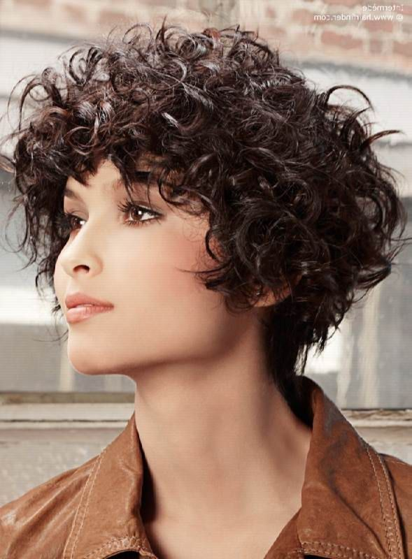 Short Hairstyles Curly Hair 2015 Cute Hairstyles For Women Pictures Curly Hair Styles Haircut For Thick Hair Short Curly Haircuts
