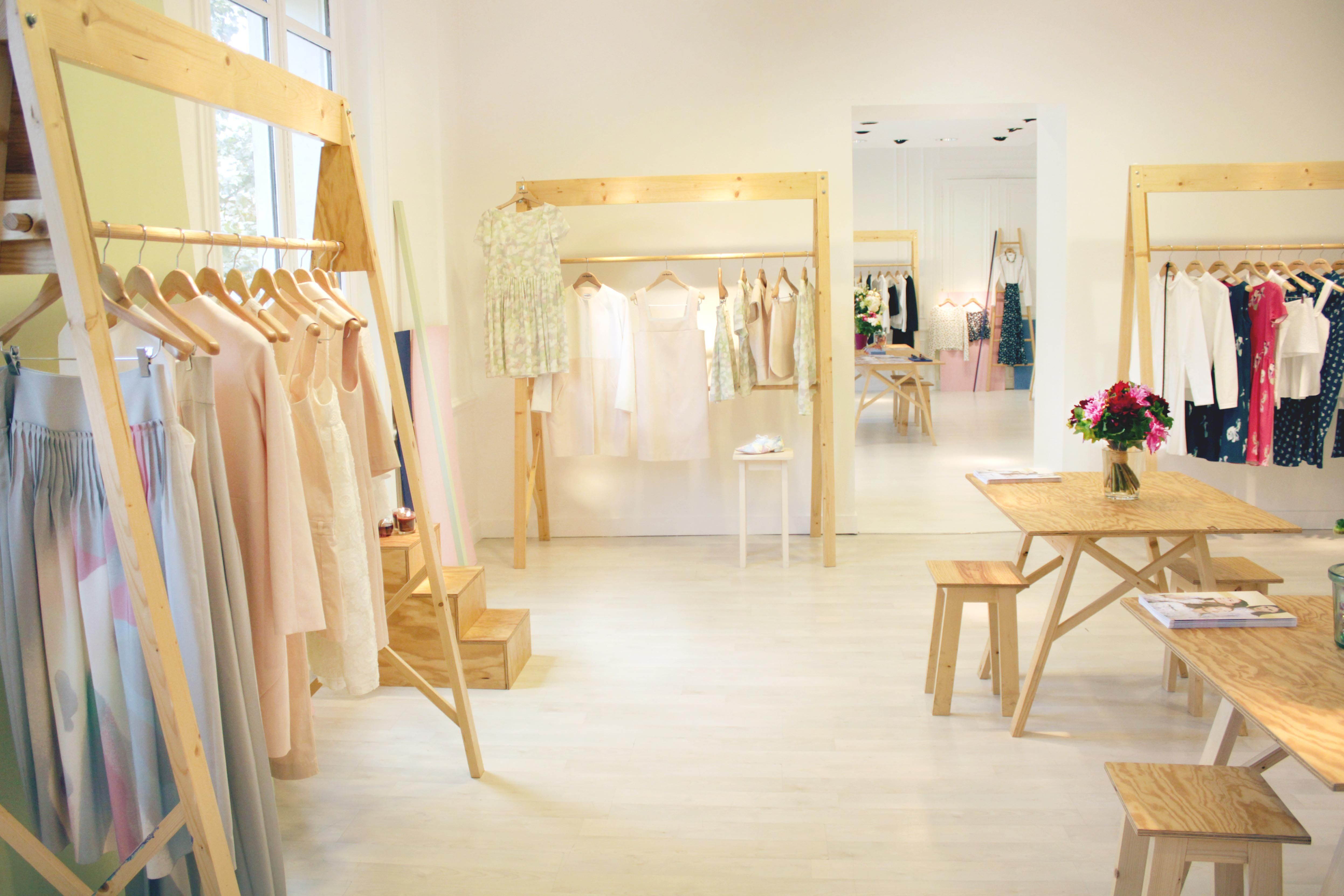 Pfw Fw Fashionweek Cacharel Ss15 Showroom Mode Paris