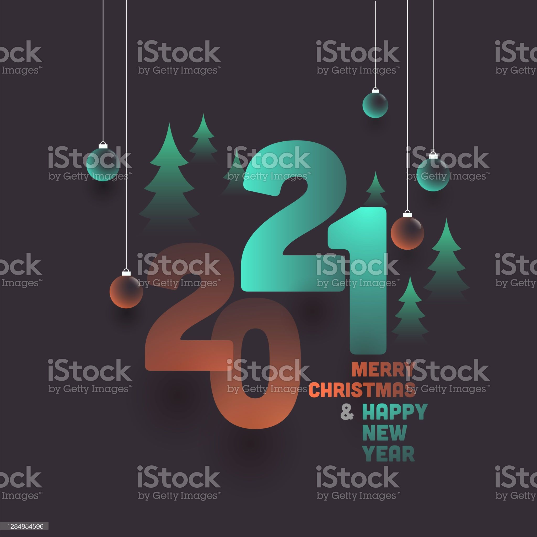 Merry Christmas 2021 Pictures Gray Happy New Year Merry Christmas Text With Hanging Glossy Baubles And Merry Christmas Text Christmas Text Xmas Tree