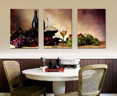 cuadro para comedor lindo | Mi casa | Pinterest