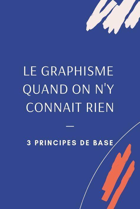 Graphisme quand on n'y connait RIEN: 3 principes de base — Sibylle Schwerer - Conseil en identité visuelle & Freelance en design