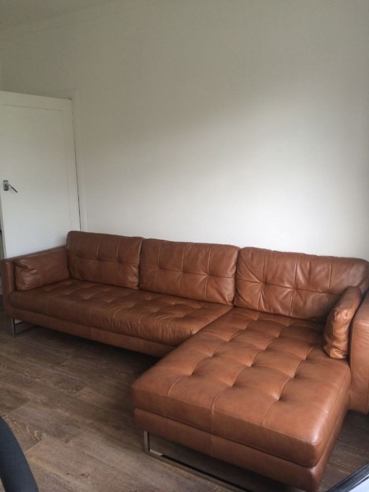 Brown Leather Sofa Gumtree Glasgow In 2020 Brown Leather Sofa Leather Corner Sofa Sofa