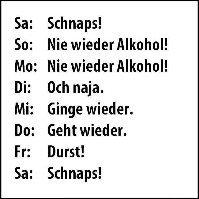 Das problem mit dem alkohol lustige - Lustige bilder alkohol ...