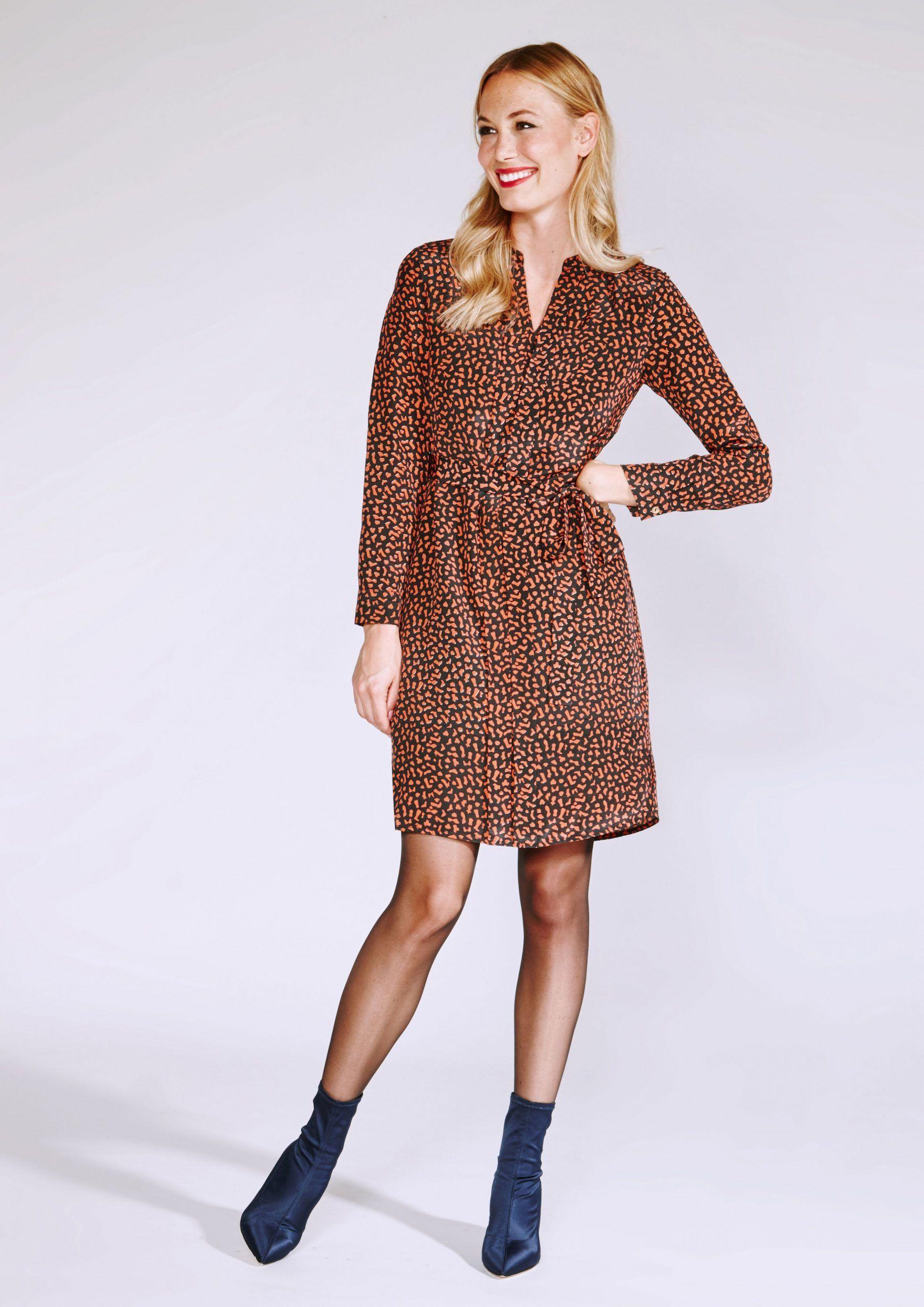 15 schicke langarm kleider | modestil, seidenkleid, herbstkleid