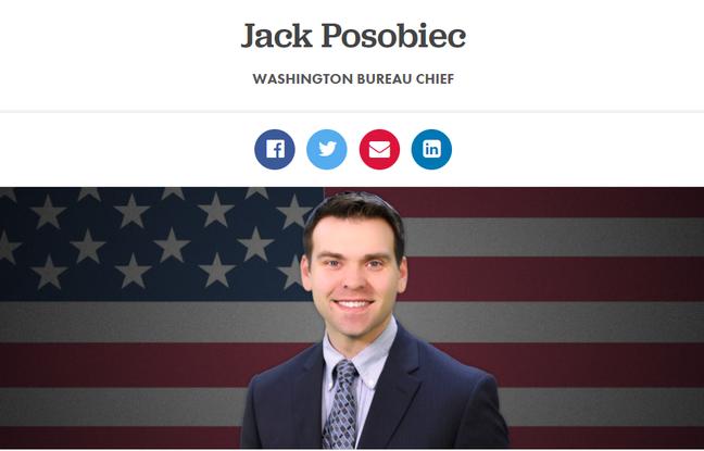 Qui est Jack Posobiec, l'Américain par qui les