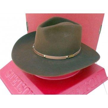 e273ac43a20f10 Stetson Cowboy Hat 4X Beaver Fur Felt Kissimmee Saddle | Cowboy Hats ...