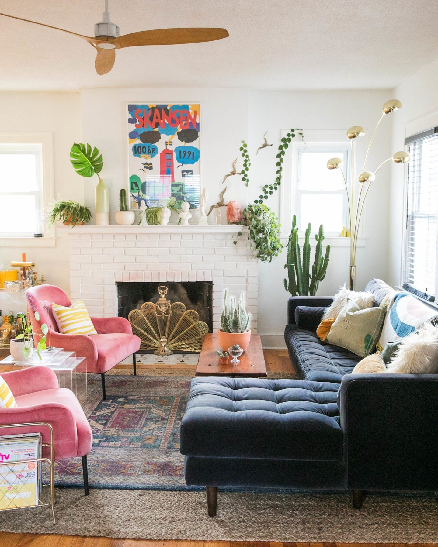 Yes You Can! How to Tile a Fireplace Hearth » Jessica Brigham