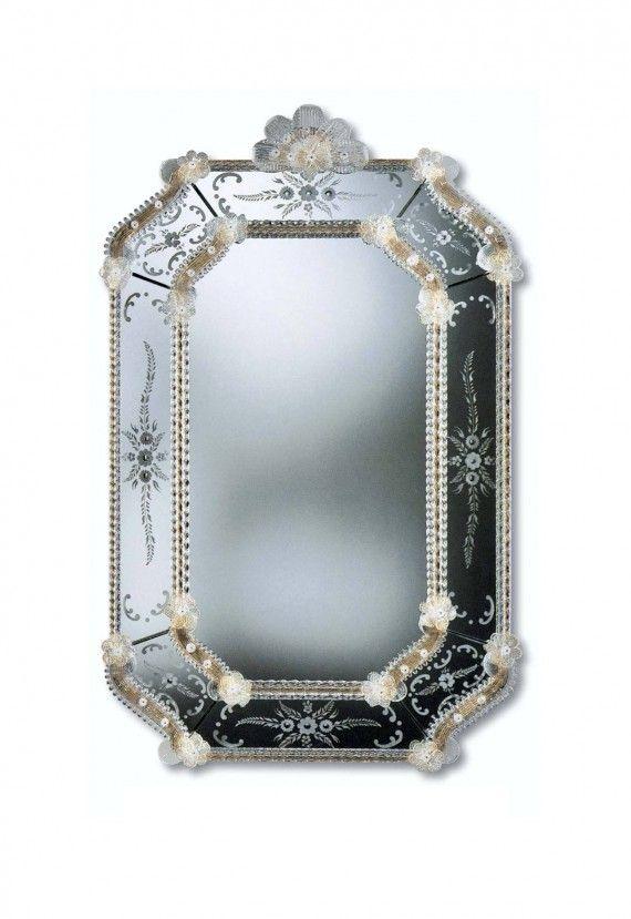 Murano Glass Mirror #120s