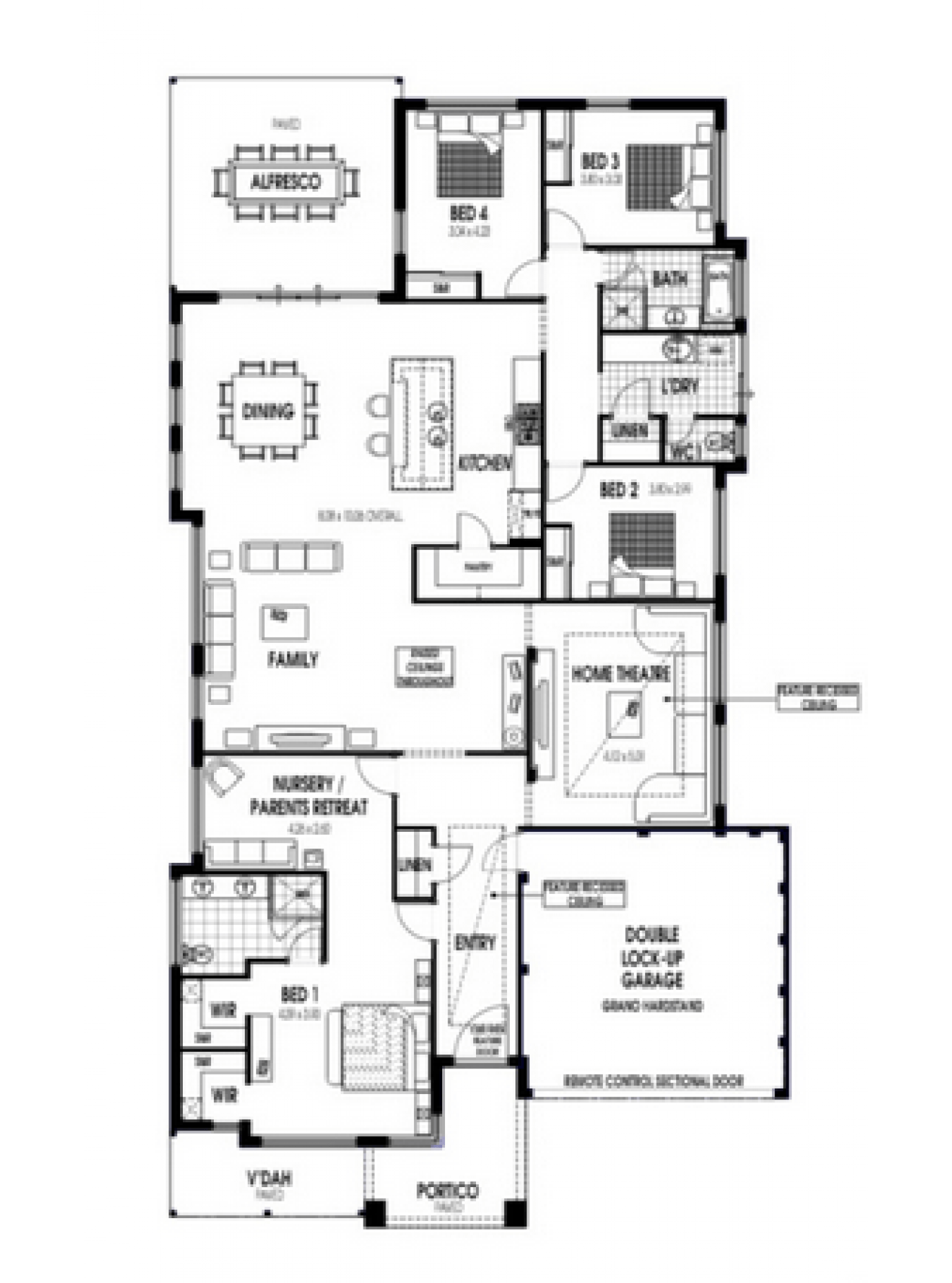 the santana display home by content living newhousing com au the santana by content living find all of perth display homes villages builders on one easy site search builders displays floor plans by images or on