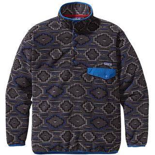 Patterned Synch fleece is back! Men's Synchilla (Men's) #Patagonia #RockCreek $119