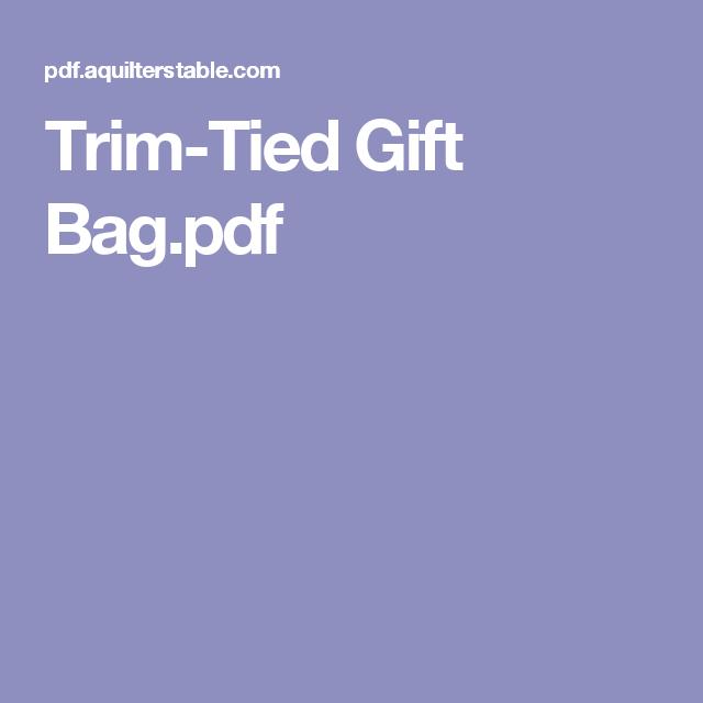 Trim-Tied Gift Bag.pdf