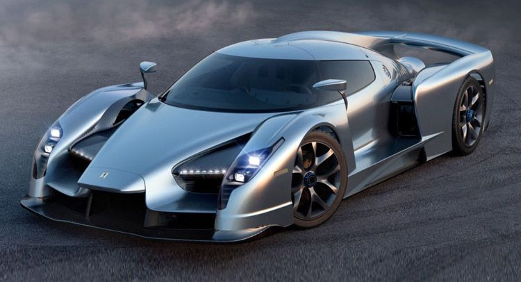 SCG 003S Is James Glickenhaus' New Honda V6-Powered Super Toy