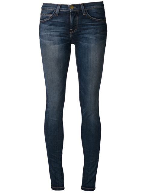 Shop Current/Elliott 'The High Waist' jeans in Zoë from the world's best independent boutiques at farfetch.com. Over 1000 designers from 300 boutiques in one website.