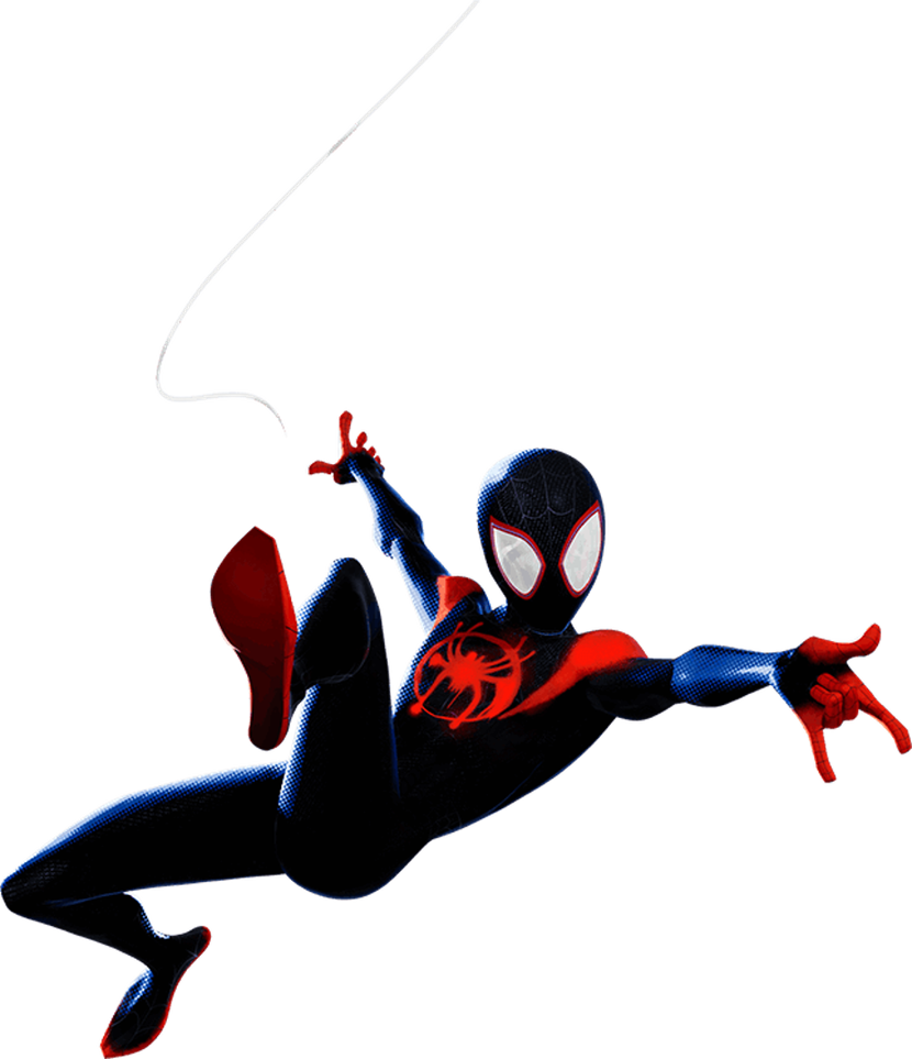 Into The Spider Verse Miles Morales 1 Png By Https Www Deviantart Com Captain Kingsman16 On Deviantart Spider Verse Spiderman Miles Morales