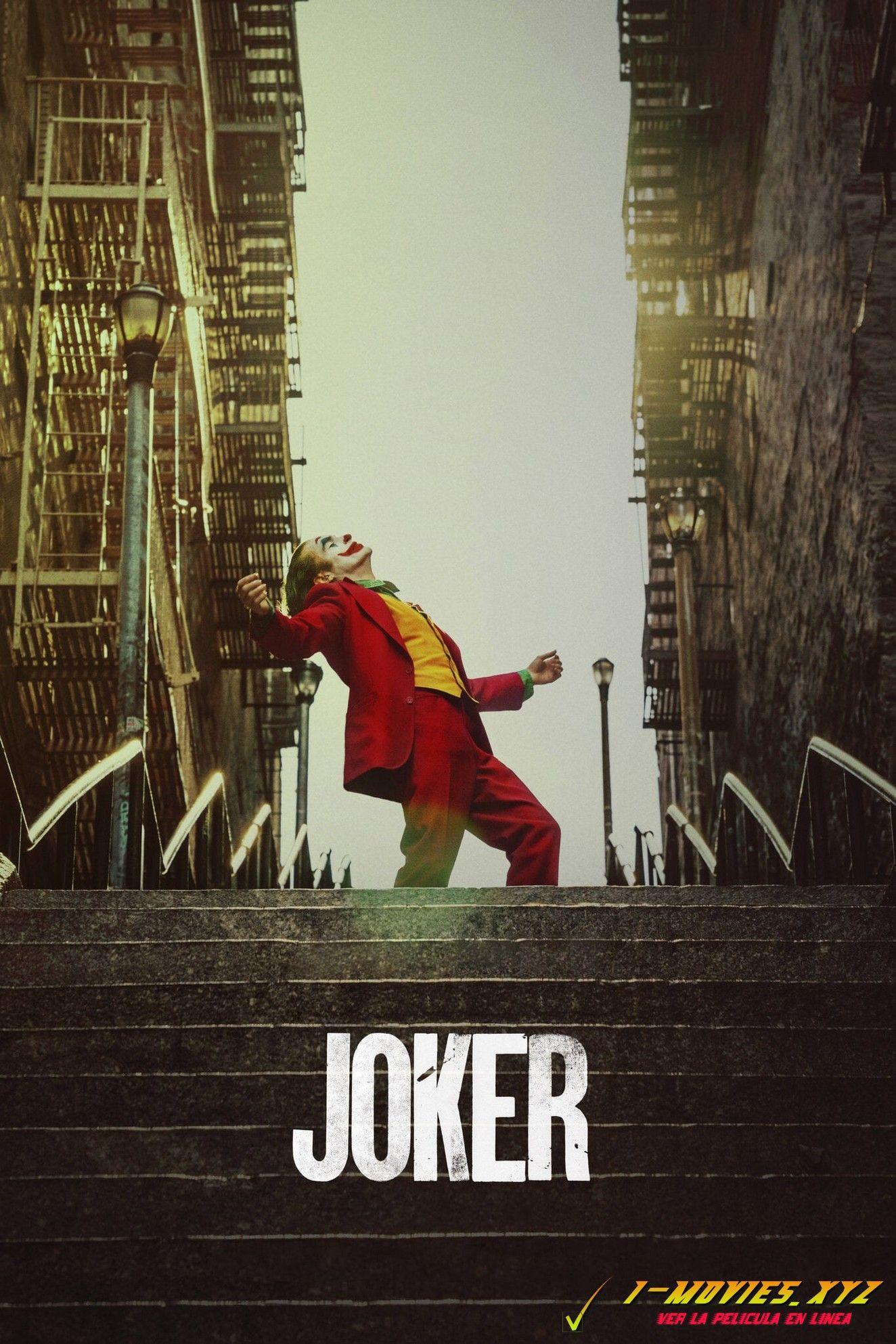 Joker Película Completa En Español Online Joker El Guasón Peliculas Completas En Castellano