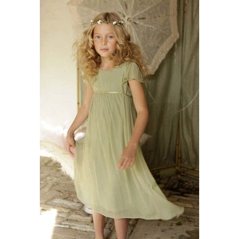 db1b19692e8 Emma Dress - Sage Green - Flower Girl Dresses - Special Occasion   bethmorganbeth
