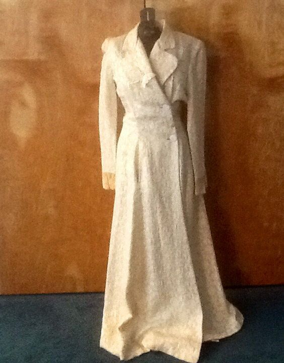 Vintage 1940 1950 Zanana Dressing Gown By Perfect Negligee Gowns Dresses Gowns Dresses For Work