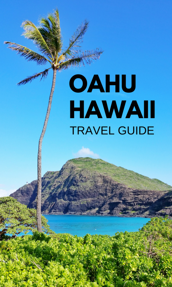 OAHU ACTIVITIES TRAVEL GUIDE map list