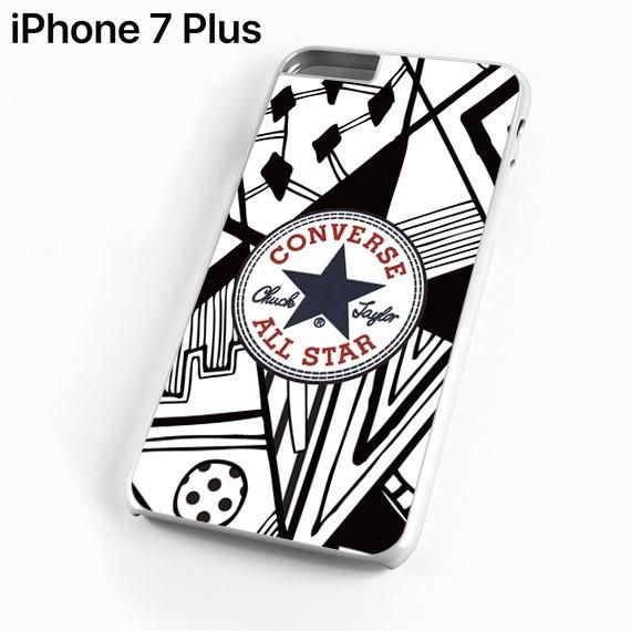 Converse Art 2 iPhone 7 Plus Case | Accessoires iphone, Iphone ...