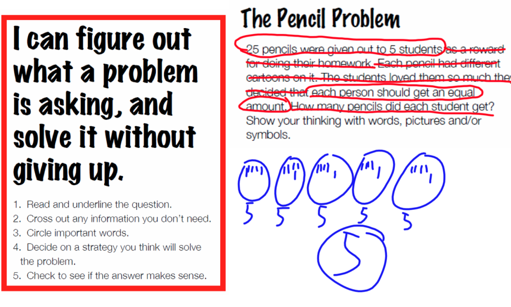3 Step Process To Strengthen Problem Solving In The Elementary Classroom