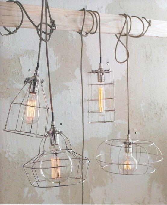 lights lamp pinterest lights basements and industrial rh pinterest com