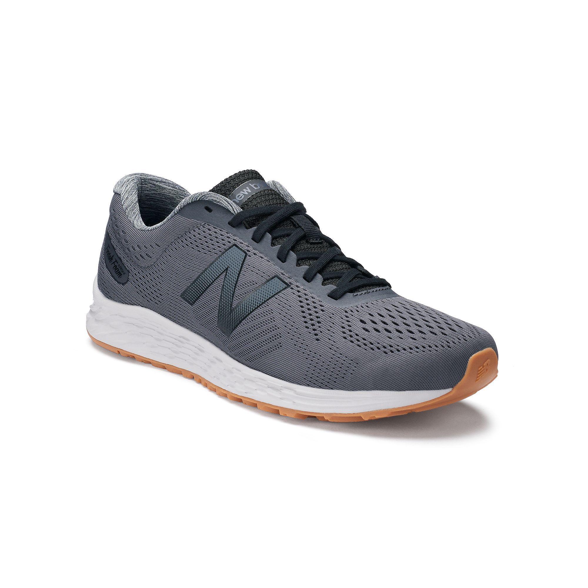 ad1c5d1f6d70d New Balance Fresh Foam Arishi Men's Running Shoes, Size: 10.5 Wide, Grey