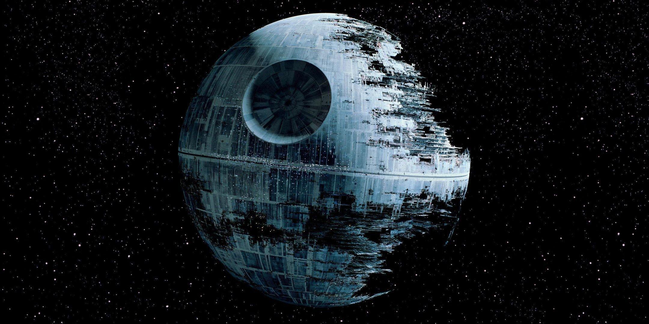 2160x1080 Star wars death star, Star wars battlefront