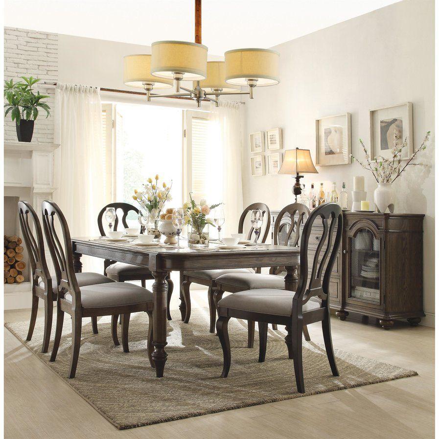 labrador 7 piece dining set furniture pinterest dining table rh pinterest ca