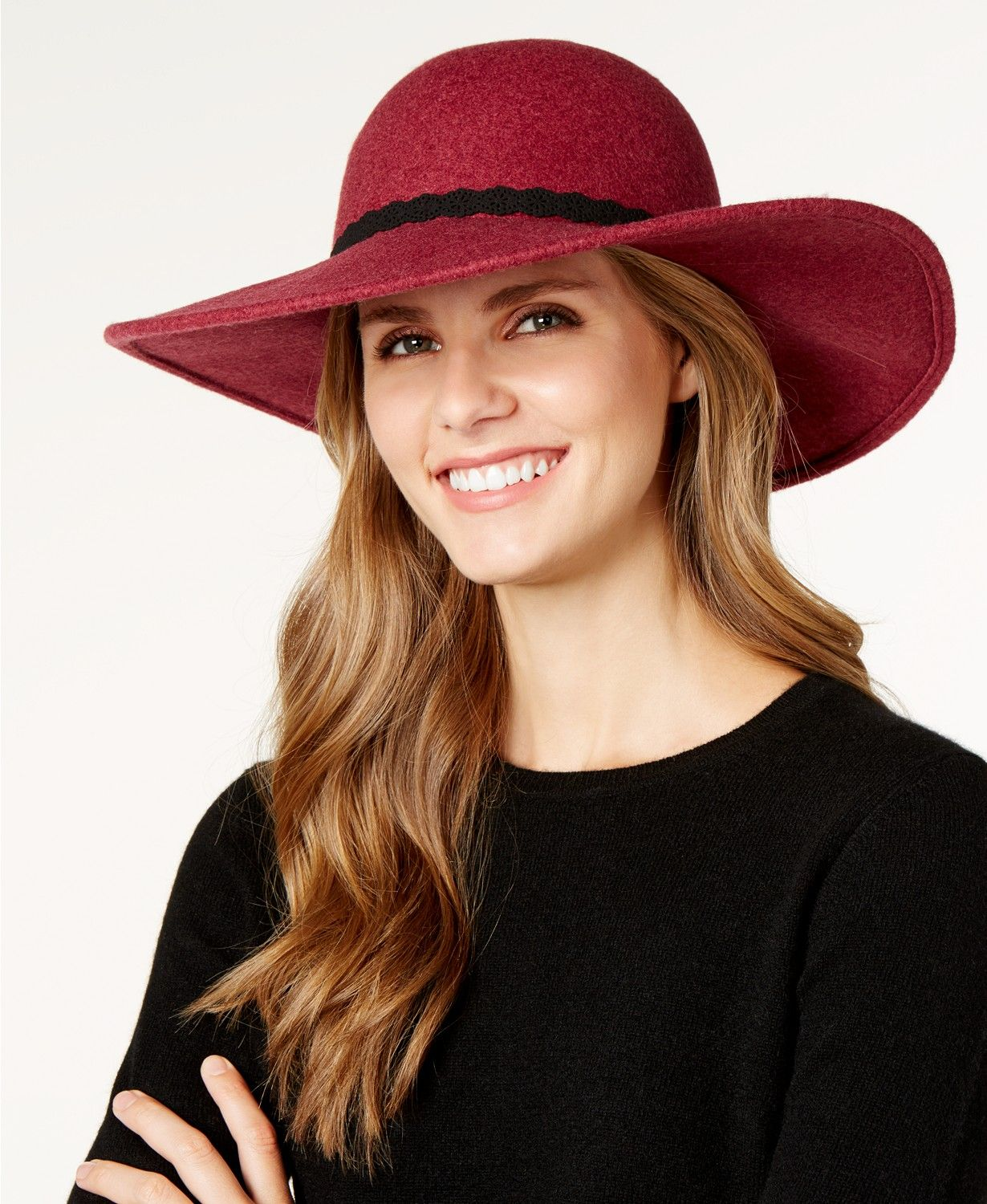 297d91651 INC International Concepts Tassel Floppy Hat, Created for Macy's ...