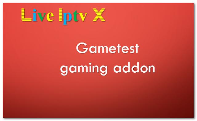 Gametest gaming addon Download Gametest gaming addon For