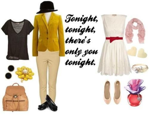 318aabdd1 Tony and Maria inspired outfits from West Side Story   Clothes ...
