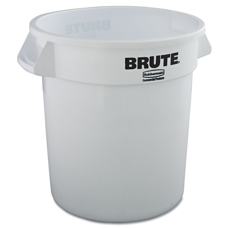 Rubbermaid Commercial Rcp2610whi Online Pet Supplies Garbage Can Garbage Collection