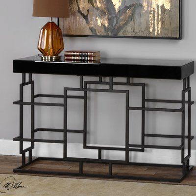 brayden studio bussell console table in 2019 products pinterest rh pinterest com
