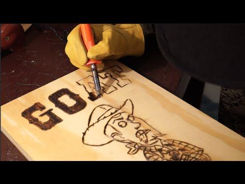 Woodburning For Beginners How To Tutorial And Diy Step