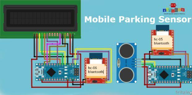 Park Assist Circuit