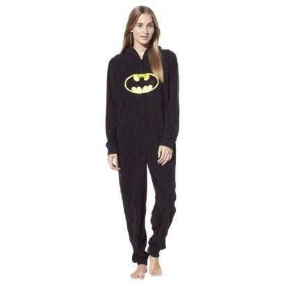Batman footie pajamas! Totally buying!  029de6ad463e
