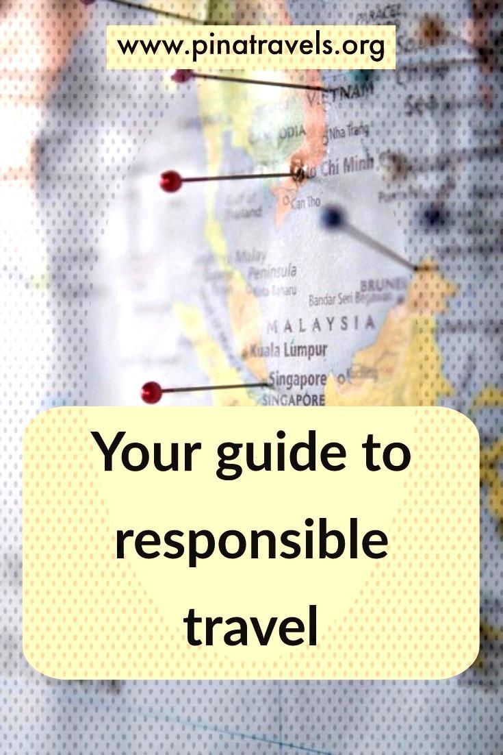 Responsible tourism Lets talk travel privilege - The Journey of Christine - Responsible tourism