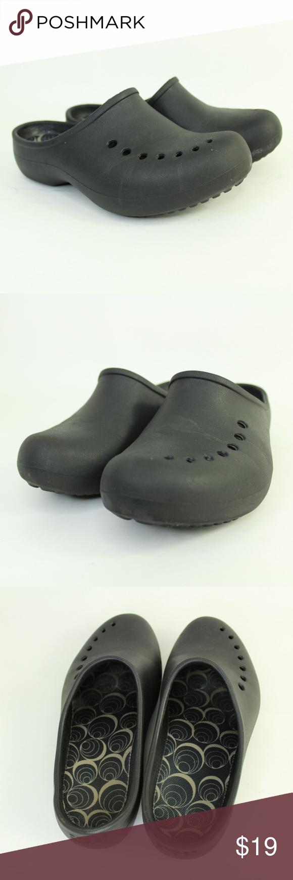 Crocs Slip On Backless Non Slip Clogs
