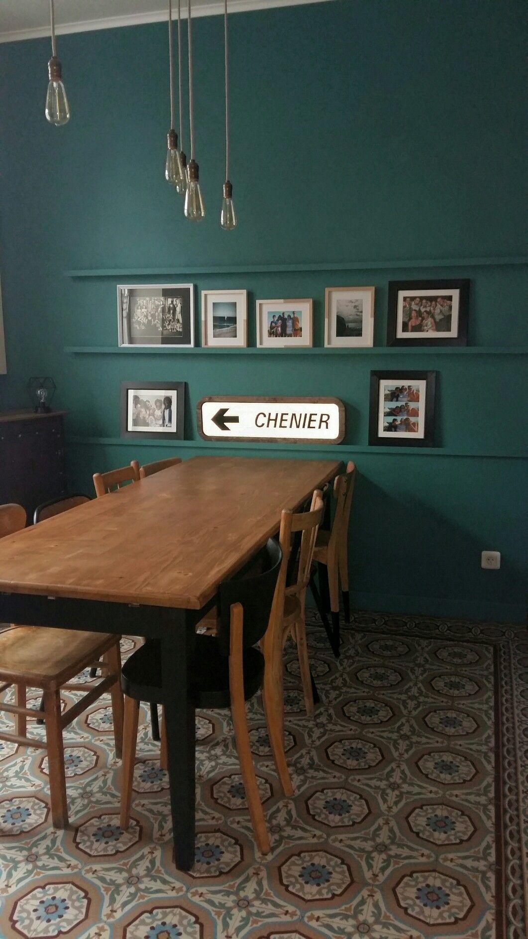 vert eucalyptus k chenideen d co salon salle manger. Black Bedroom Furniture Sets. Home Design Ideas