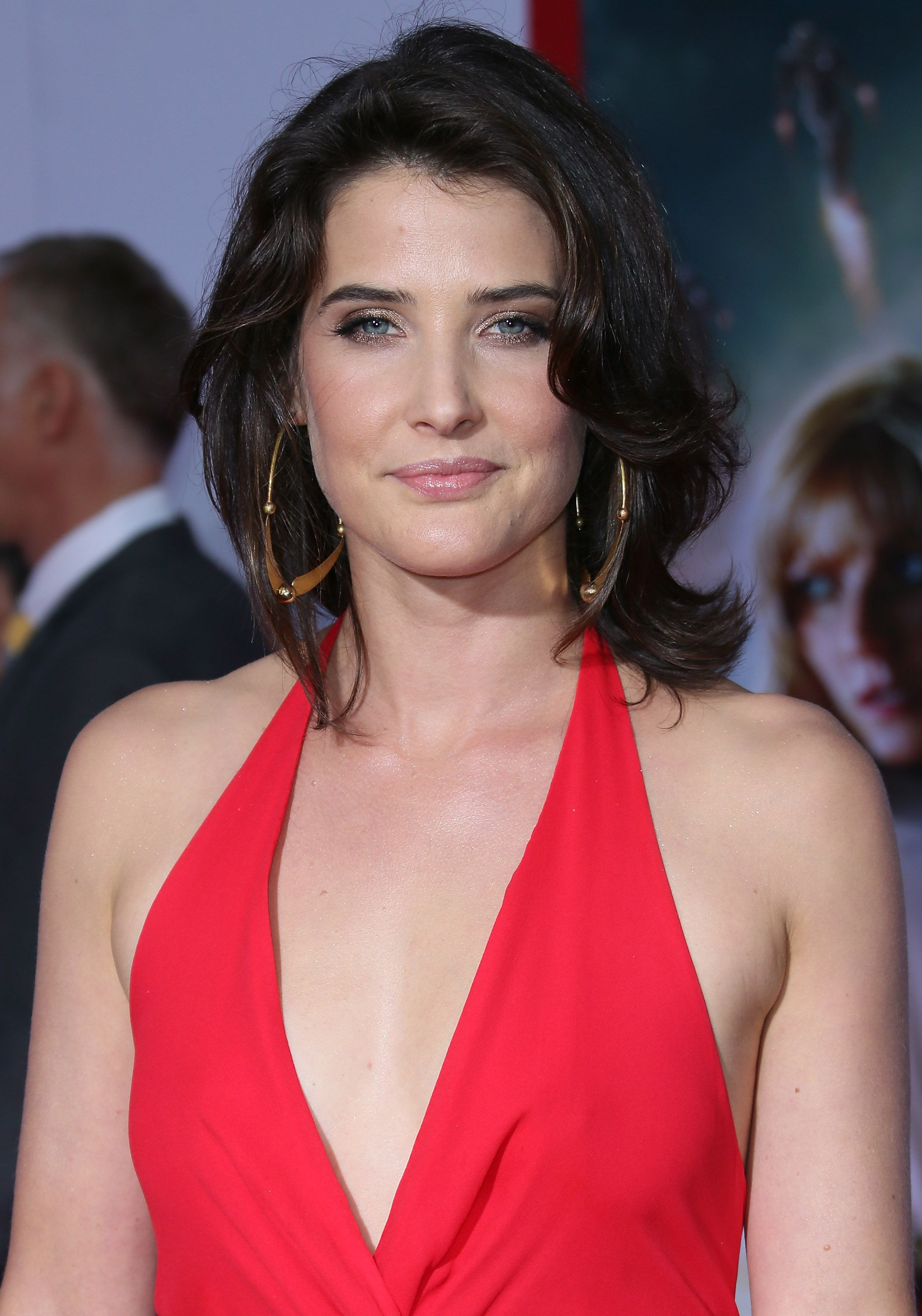 Cobie Smulders Model Cobie Smulders Photo Those Lips