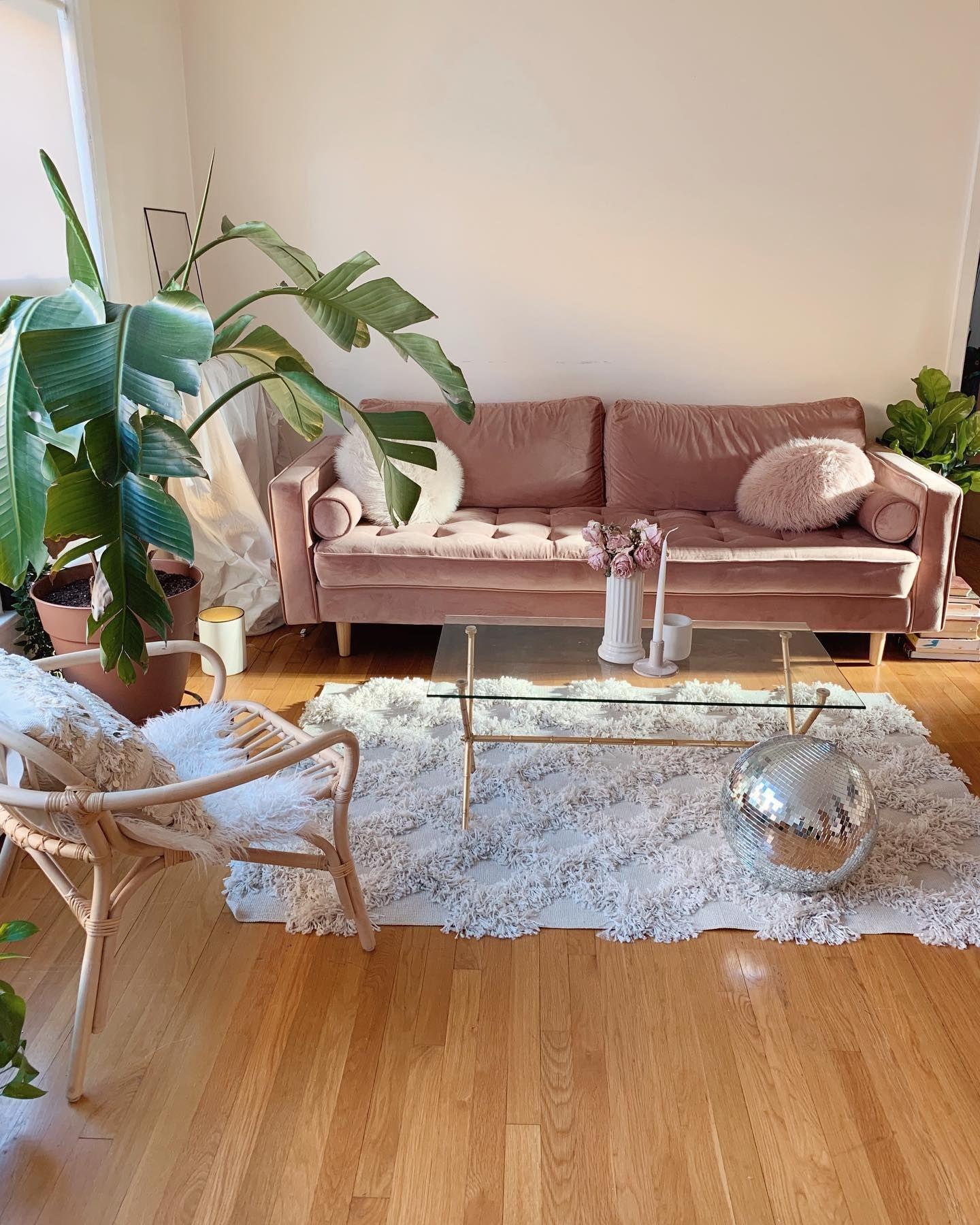 Photo of Matilde Velvet Sofa