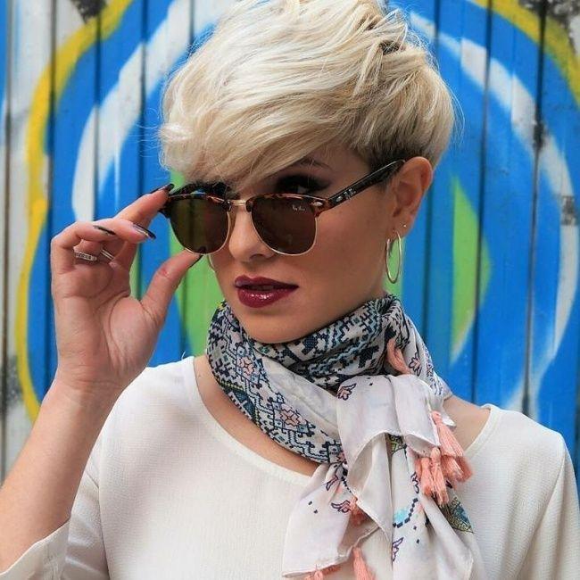 La mode des cheveux super courts : 10 modèles rien que pour vous. – Page 4 sur 5