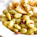 Simple Southern Lima Beans: A perfect side for hearty Southern meals.